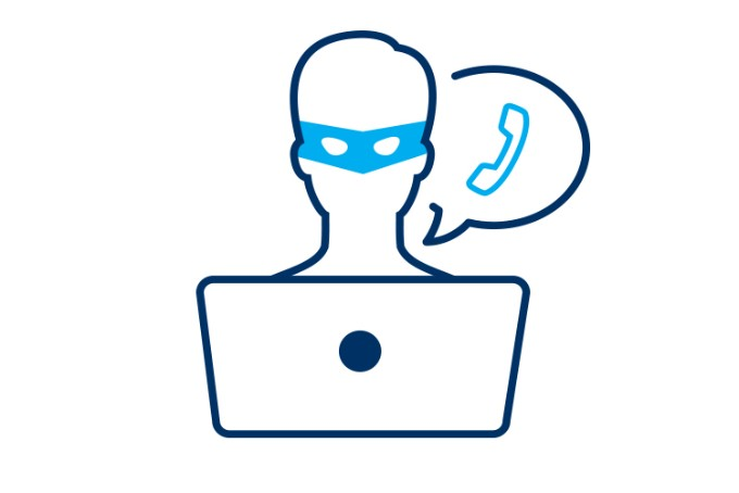 The security of a voip system.  A brief over view.