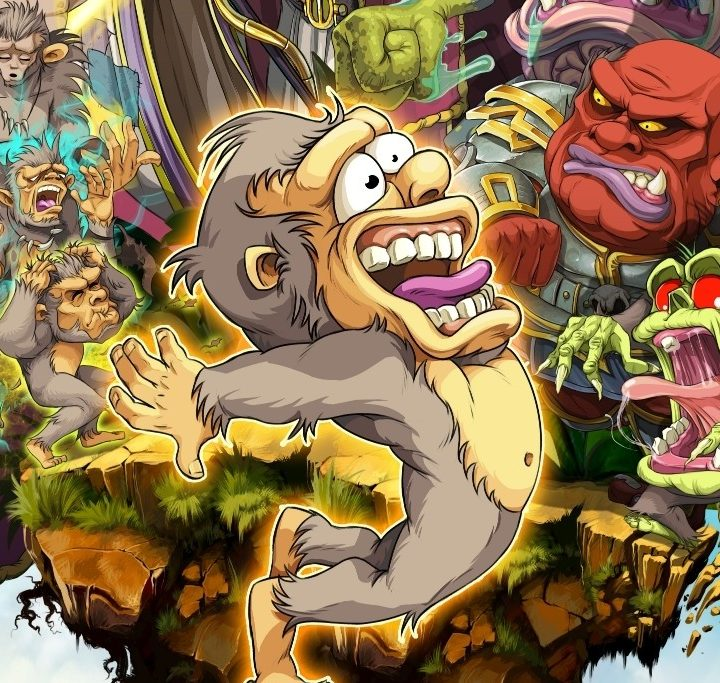 Toki: The remake of classic arcade promises to be one of the best games of Nintendo Switch