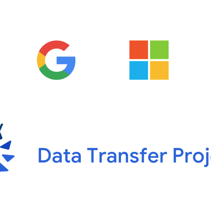 Why Data Transfer Project (DTP) is the future of data portability between online services