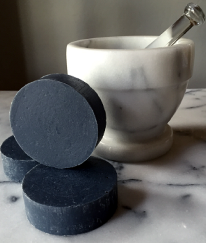 Activated Charcoal Solid Soap Recipe For Face