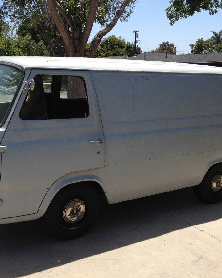 How to customise your van for your business