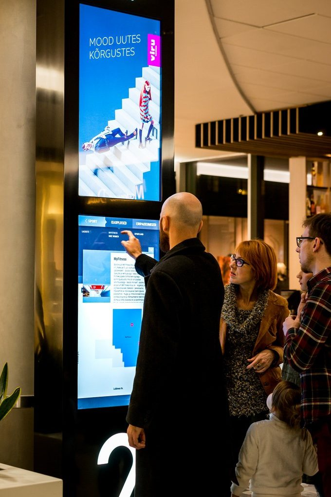 Three of the most exciting digital signage trends of 2018