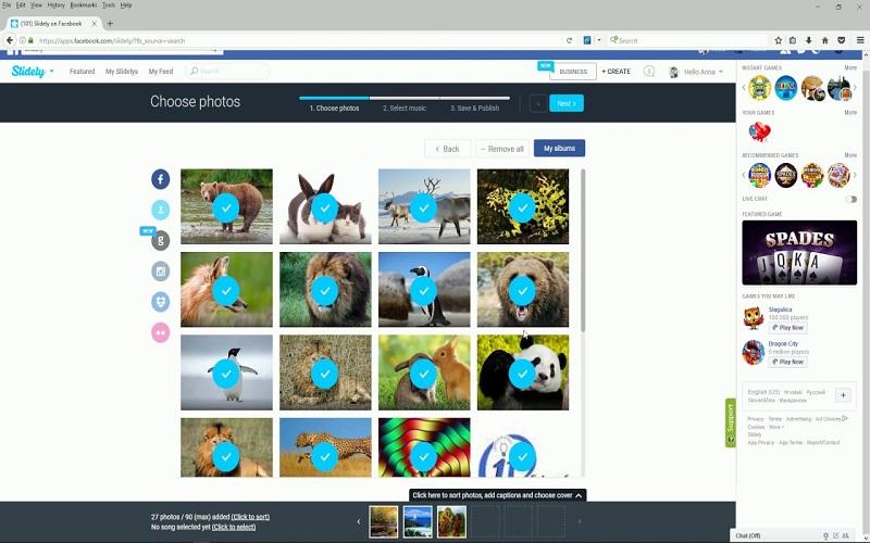 discover photo album