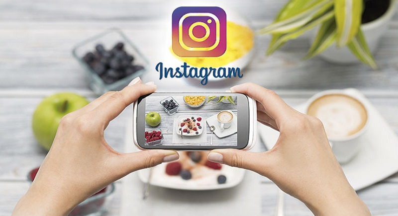 restaurant with Use Instagram
