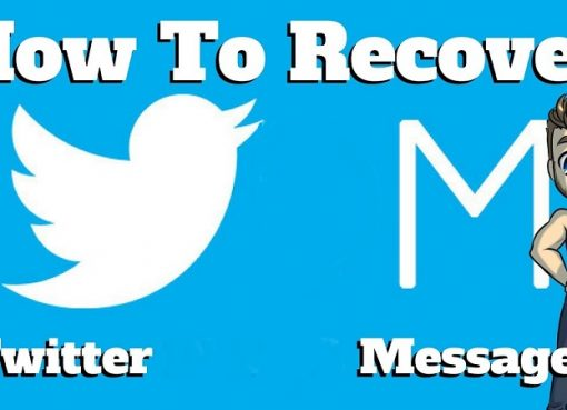 How to recover twitter messages