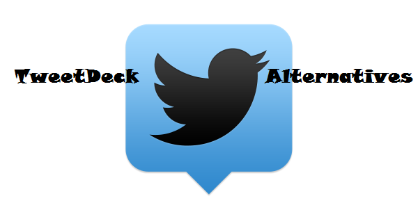 TweetDeck alternatives