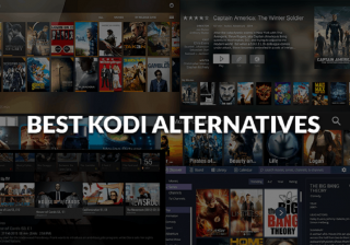 Alternatives to Kodi