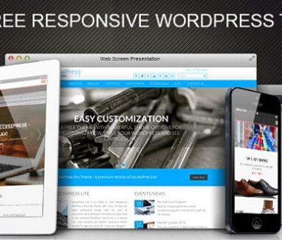 Best free mobile friendly wordpress themes