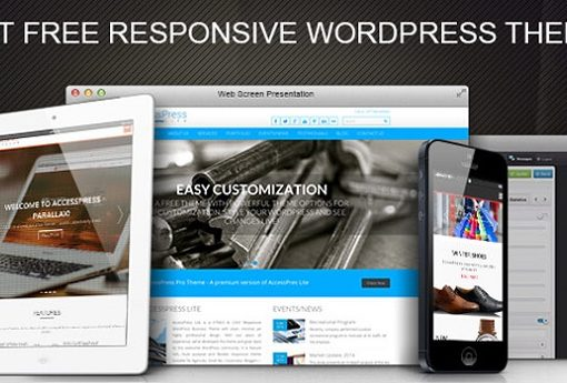 Best free mobile friendly wordpress themes