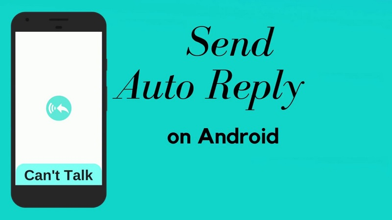 auto-reply messages