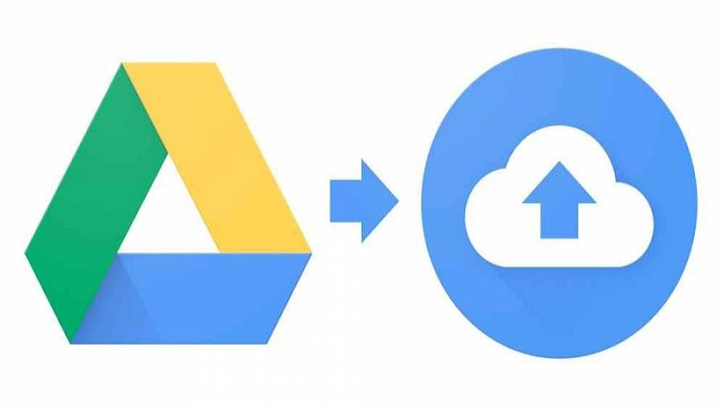 Backup and Sync from Google
