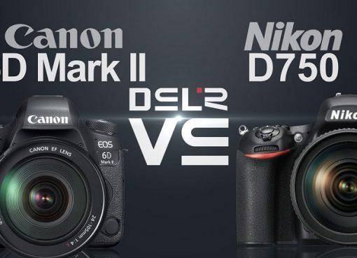 Canon 6D vs Nikon D750