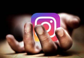 How to delete your instagram history