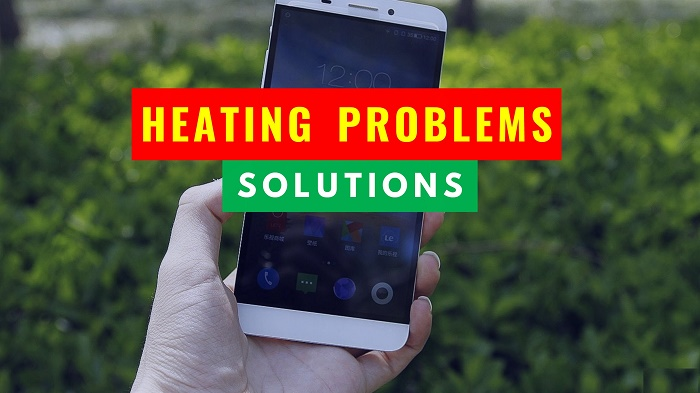 Mobile heating problem solution