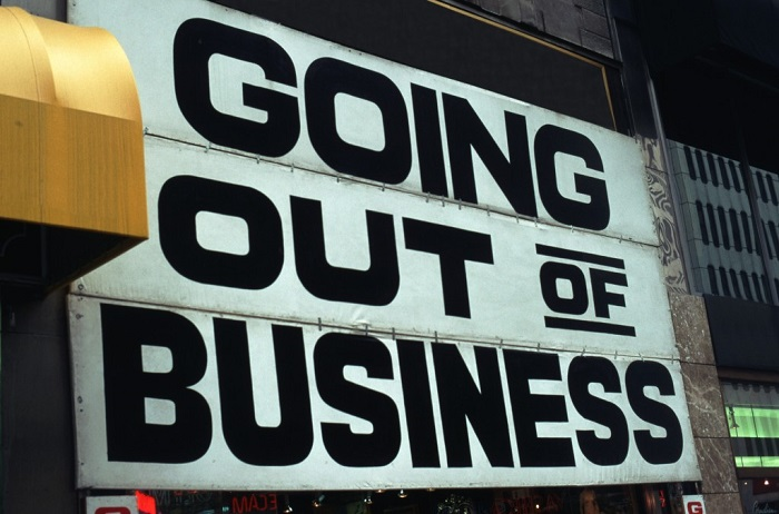 closing small business