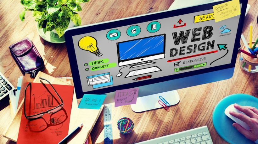 The 3 key rules for a good web design in 2018