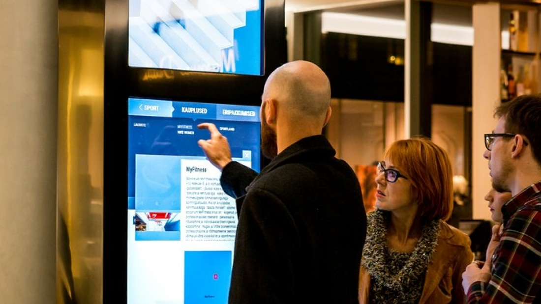 Three of the most exciting digital signage trends of 20182