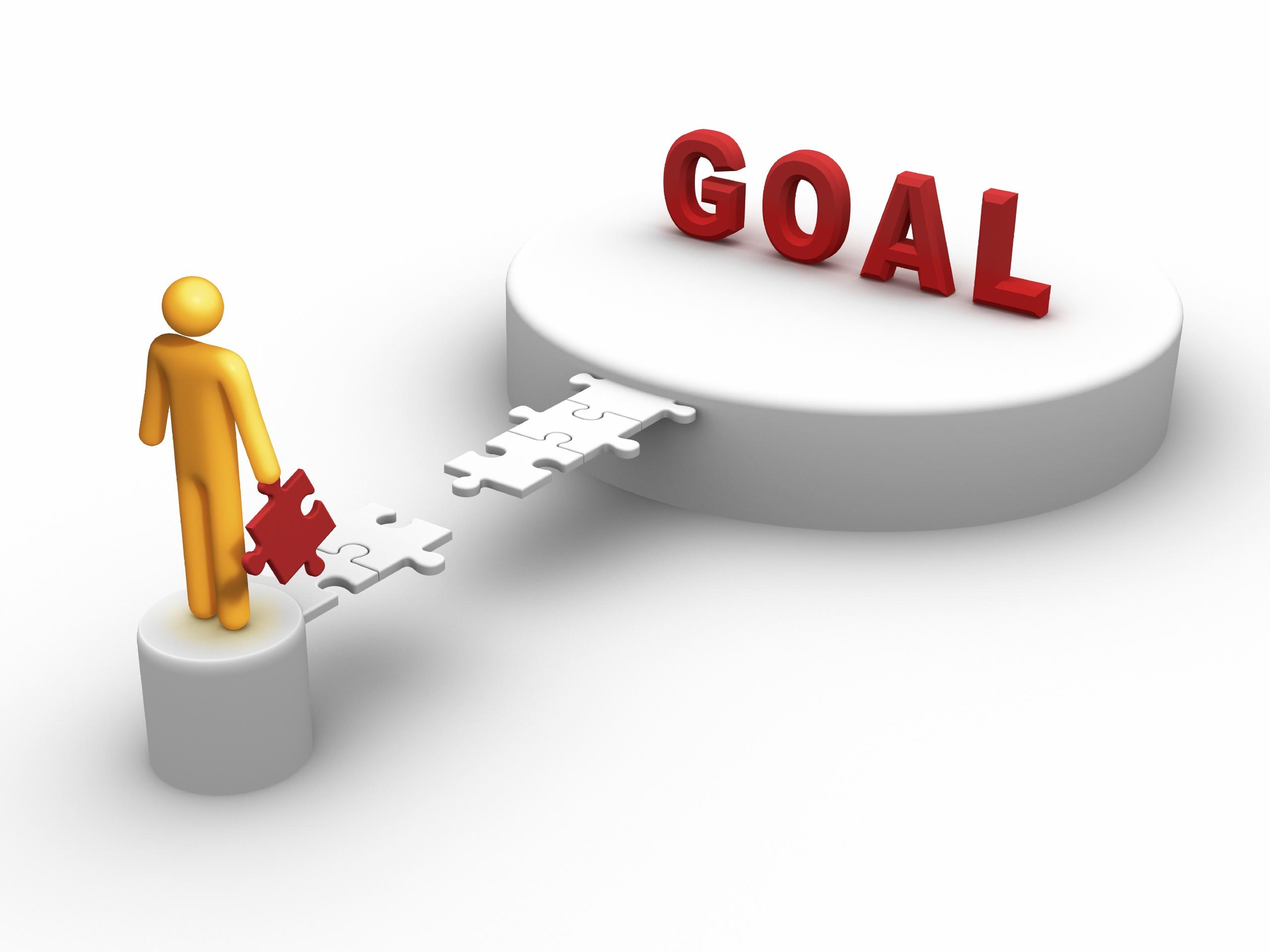 Do not set goals