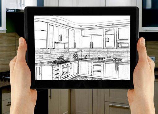 Interior design applications