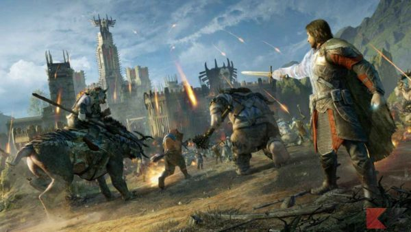 The Middle-earth Shadow of War