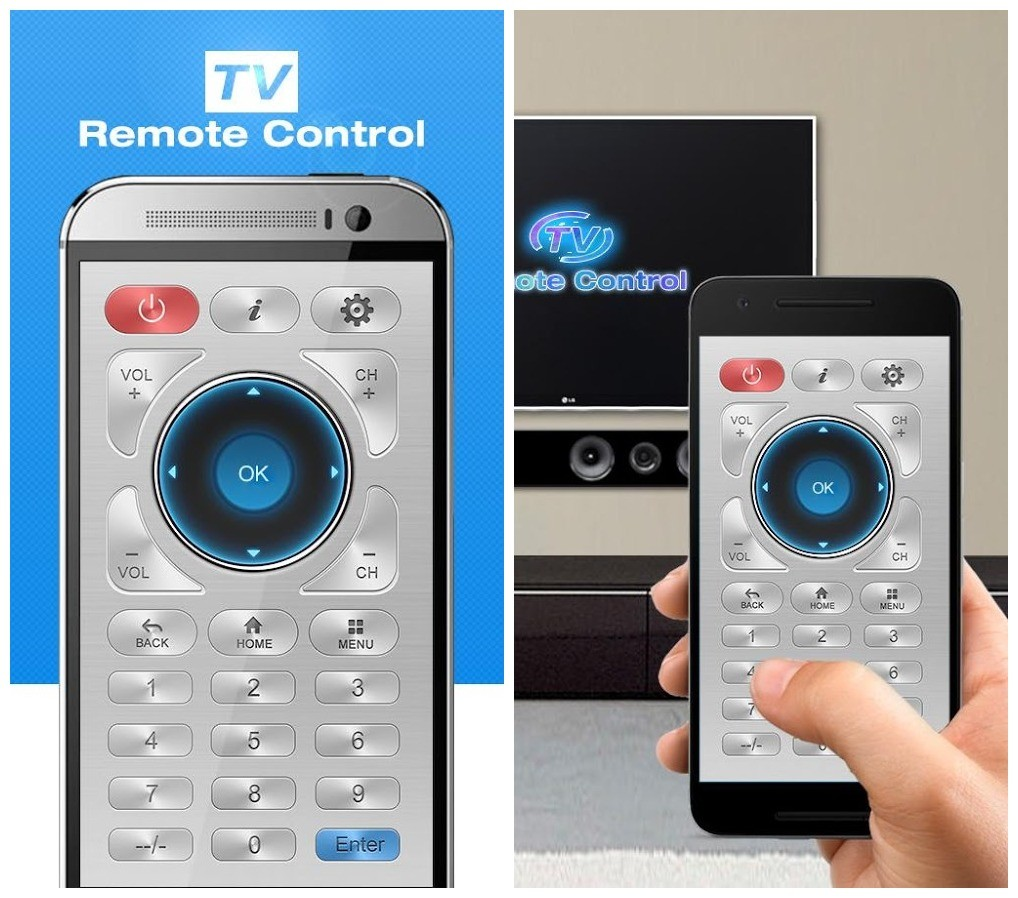 remote control applications