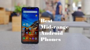 best mid-range Android phones