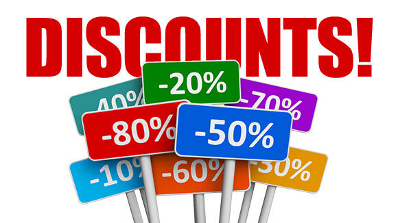 how to manage discounts