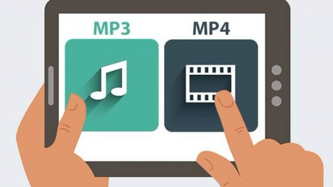difference between MP3 and MP4