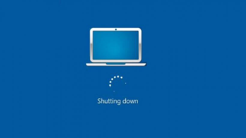 Laptop suddenly shuts off: the solutions