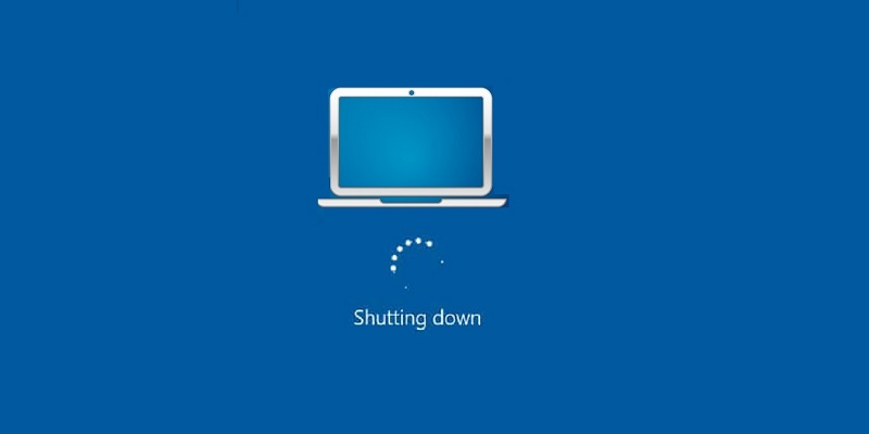 Laptop suddenly shuts off