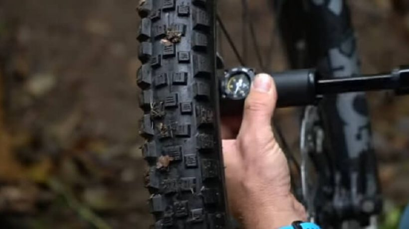 How to Pump a Bike Tire Follow A to Z Step