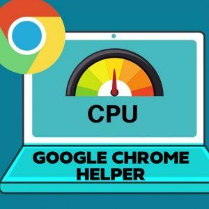 What is Google Chrome Helper