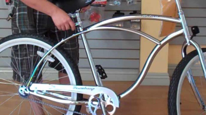 How to Adjust Beach Cruiser Bike Easy Fit